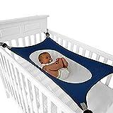 FOONEE Baby-Hängematte für Kinderbett, verstellbares, bequemes...